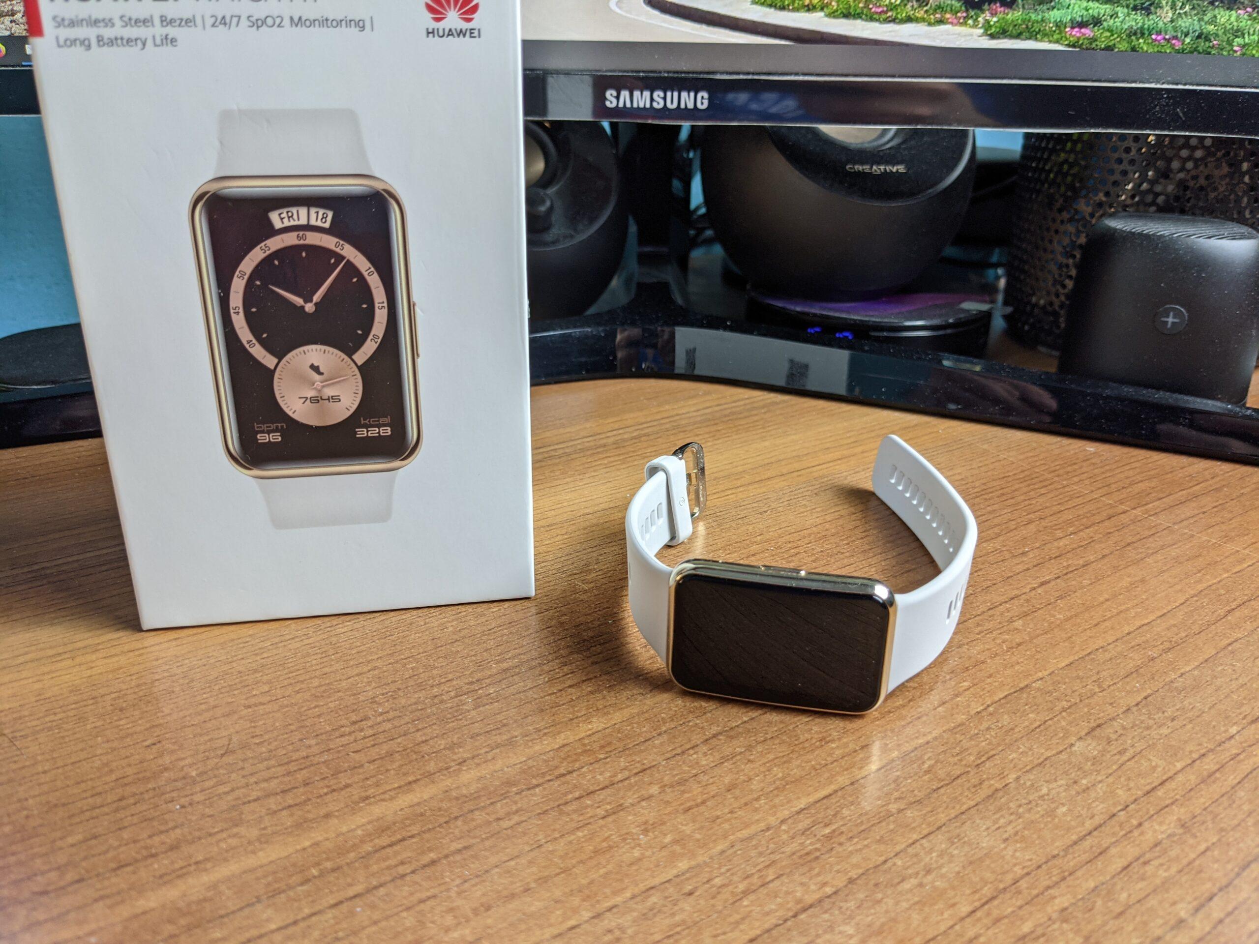 Huawei Watch Elegant recensione